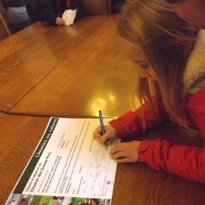 Signature de la charte