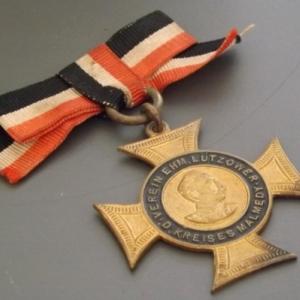 Medailles commemoratives de la Lutzowsches Freekorps