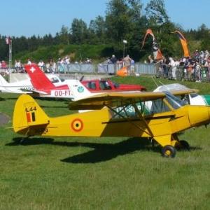 Quelques avions anciens exposes
