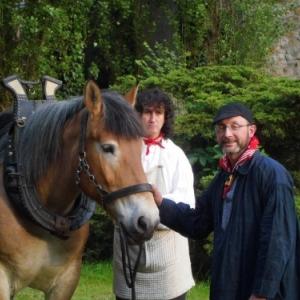 Un cheval non requisitionne est tres sollicite