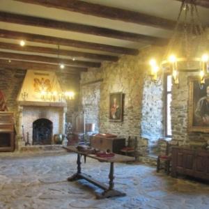 Decouverte du chateau