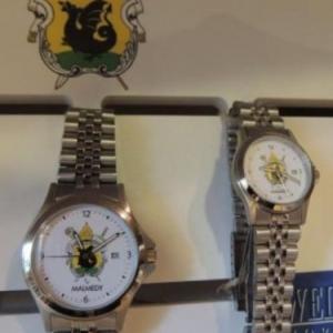 M. Horst Weidisch ( Horloger / Réparation de coucous, de montres, d'horloges et fabrication de montres et horloges - 080/330403 )