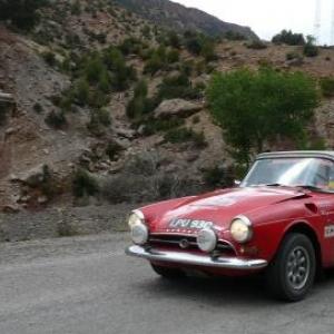 Maroc Classic Sunbeam Tiger de 1965