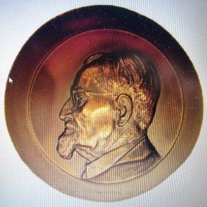 Médaille de Paul Fourmarier ( Spa )