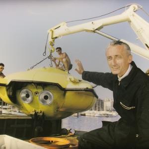 Thomas J. Abercrombie | Jacques-Yves Cousteau