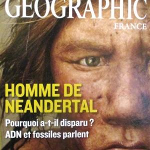 """La revue """"National Geopgraphic"""""""