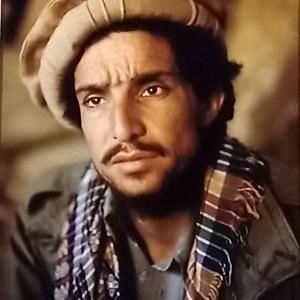 Portraits iconiques : Ahmed Chah Massoud