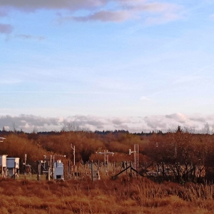 La station météorologique du Mont Rigi