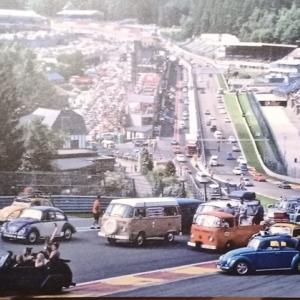 VW Sportive à Francorchamps
