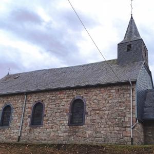 Chapelle de Chôdes