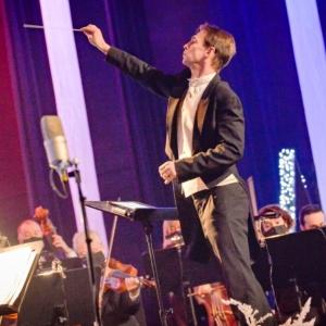 Le chef d'orchestre Pascal PEIFFER