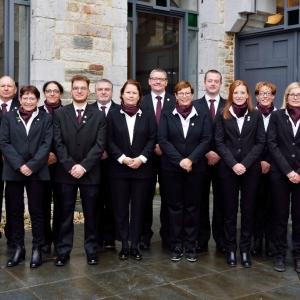 """Le comité de la """" Royale Echo de la Warche """""""