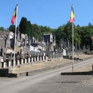 Le cimetière de Spa