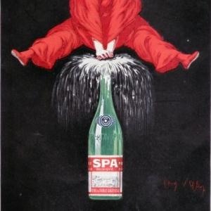 "Le ""Pierrot "" de SPA  MONOPOLE"