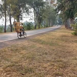 Sur le chemin de Butare
