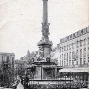 La fontaine Pierre David
