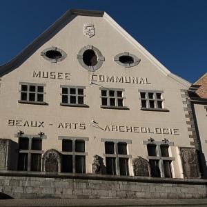 Le musée des Beaux-Arts à Verviers