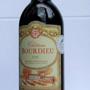 05- Chateau Bourdieu             1eres Cotes de Blaye                 Vieillis en fut