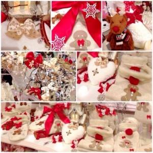 Etalage Noel