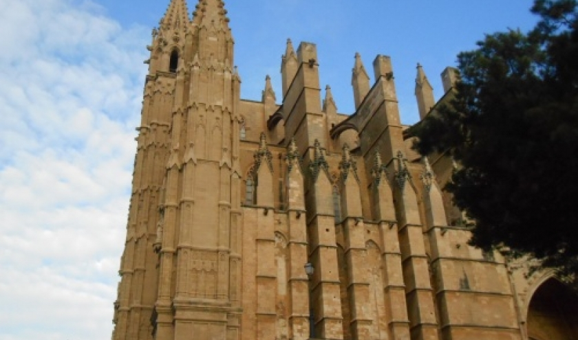 palma de mallorca - cathedrale