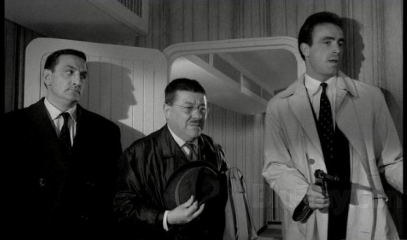 Lino Ventura, Francis Blanche, le cousin Pascal.