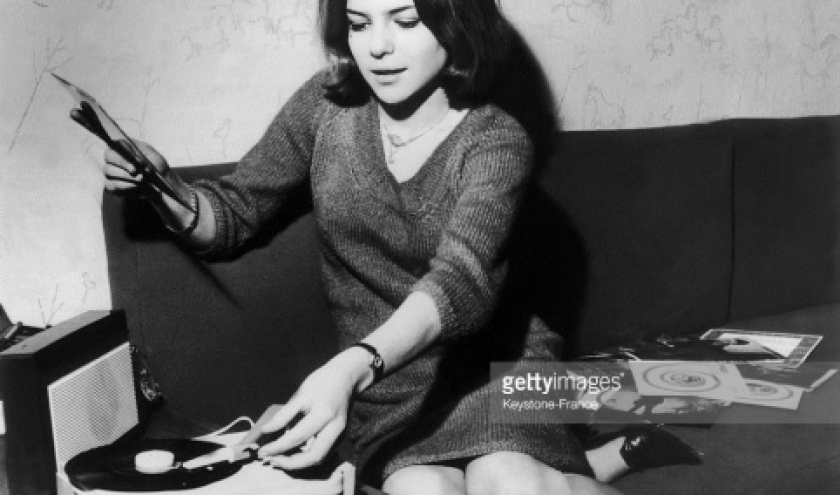 France Gall - Sixties - Pick up et 33 tours