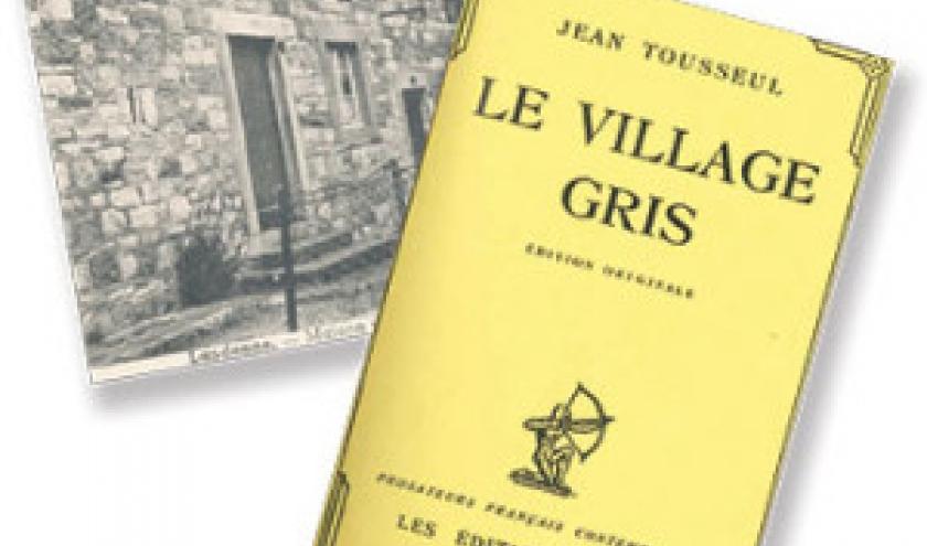 Jean Tousseul poete dAndenne