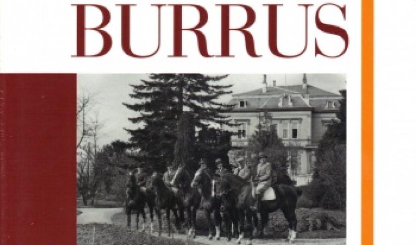 LA SAGA DES BURRUS, par  Philippe Tuurel