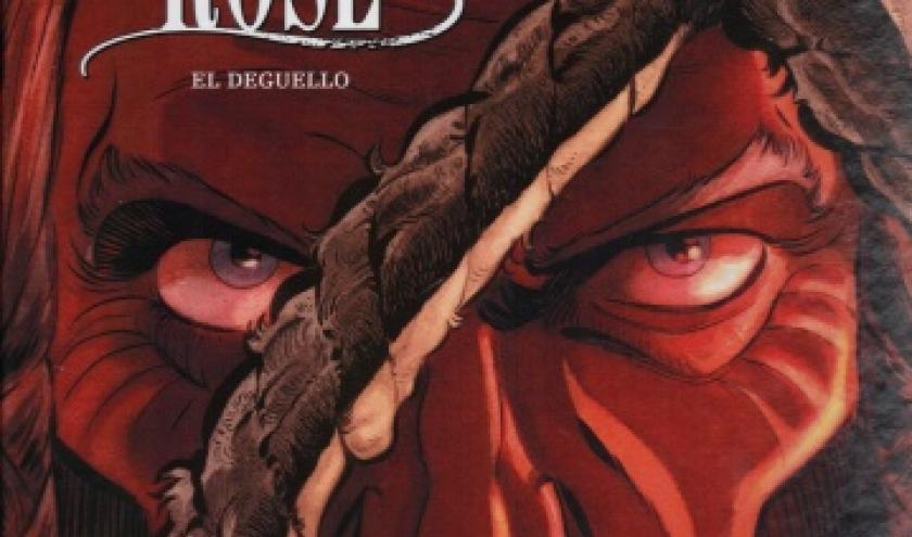 MOSES ROSE, Tome 3, El Deguello chez Grand Angle