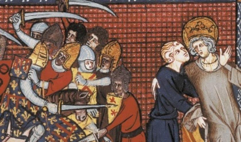 La derniere croisade, Xavier HELARY, editions Perrin