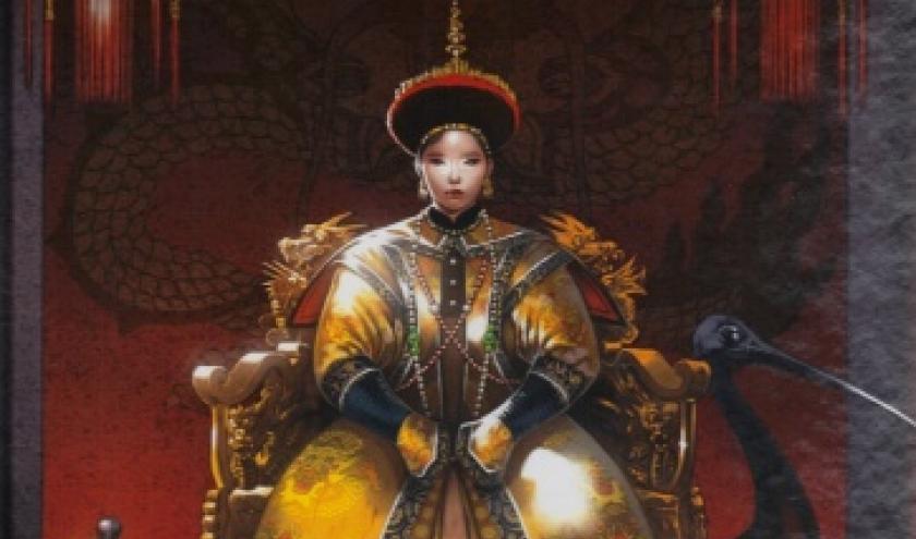 Reines de sang - Tseu Hi, La Dame Dragon  tome 2