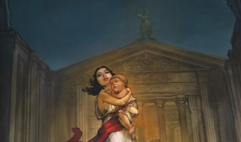 Les Reines de sang – Cléopâtre, la Reine fatale Tome 3