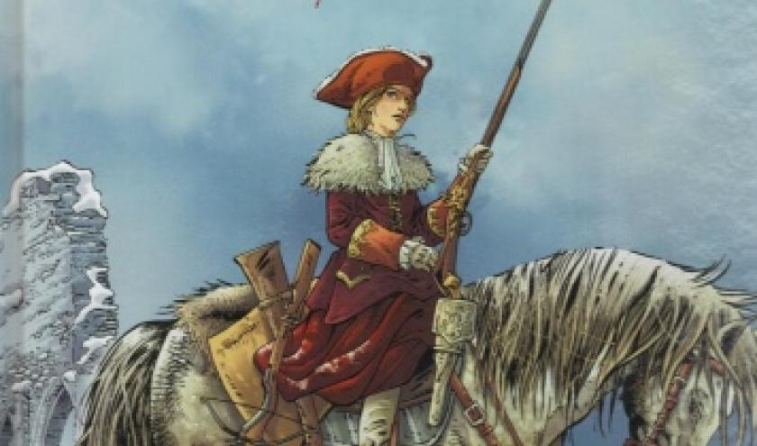 Hyver 1709 - Tome 2 chez Clenat