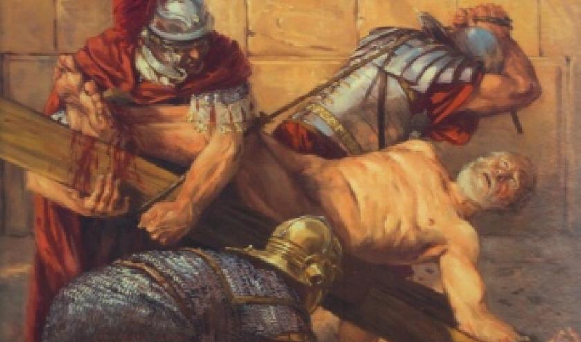 Saint Pierre, une menace pour l'Empire romain