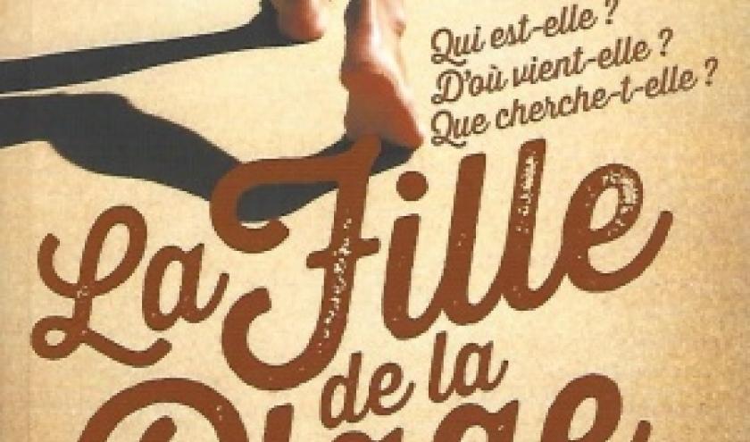 La fille de la plage, par Alexis Aubenque