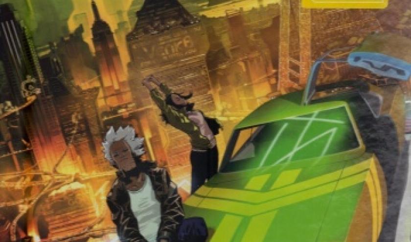 Exodus Manhattan - Tome 1 chez Glénat