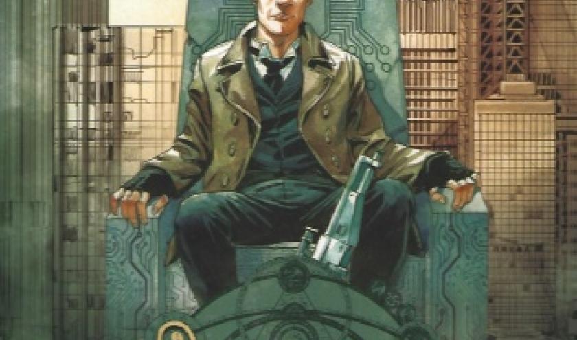 Oliver Page & Les Tueurs de Temps - Tome 2. Une malédiction du passé. Un fléau du futur.