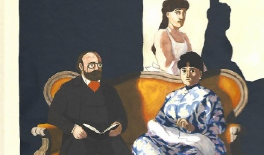 Les Zola, première BD de Mélanie Marcaggi et Alice Chemama aux éditions Dargaud