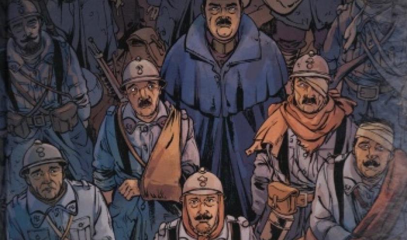 VERDUN, Tome 2, L'agonie du fort de Vaux, chez Grand Angle