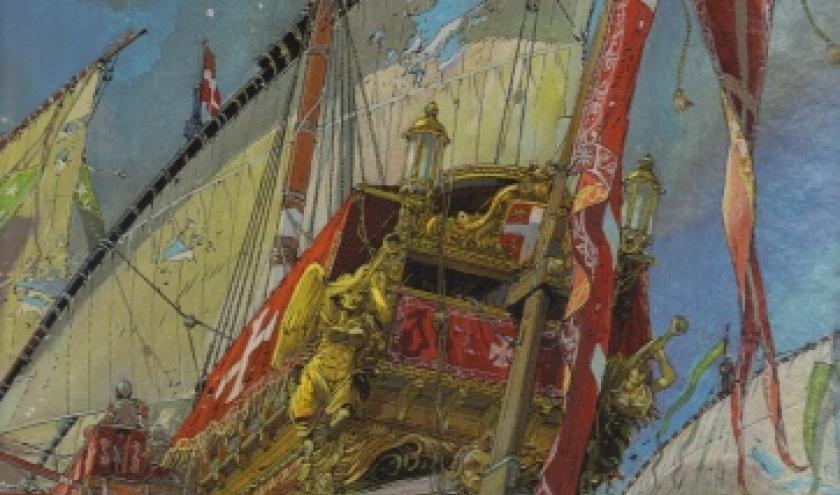 Lépante, les grandes batailles navales