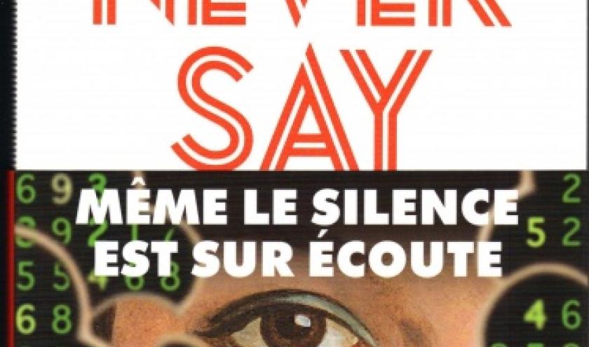 Never Say, de Pascal Ruffenach