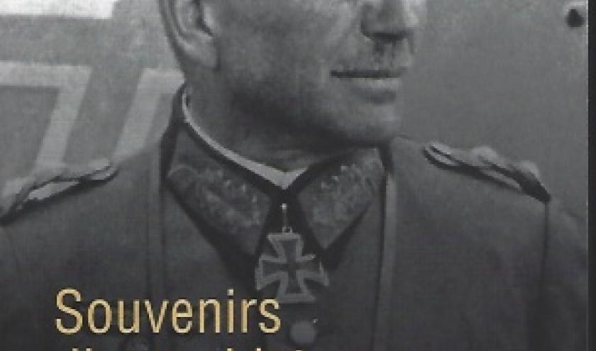 Souvenirs d'un soldat. Heinz GUDERIAN.