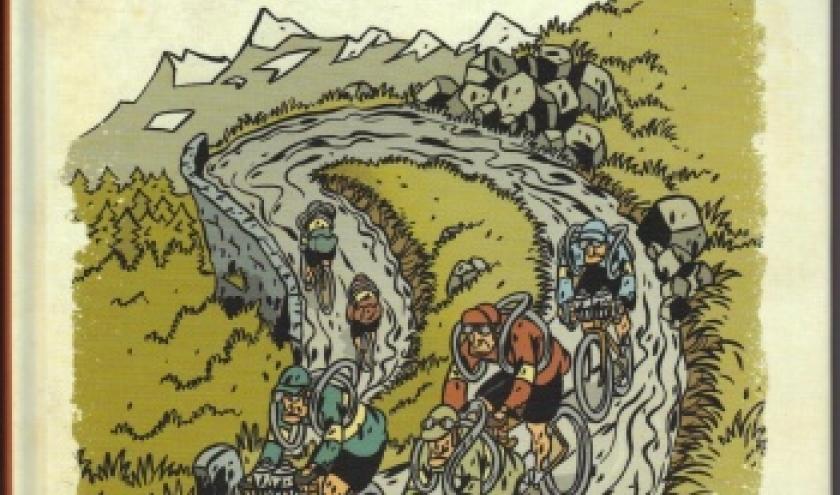 Tour de force , par Fréderic Kinder chez Glénat