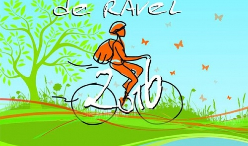"""18ème """"Beau Vélo de Ravel"""", à Namur, le 13 Août"""