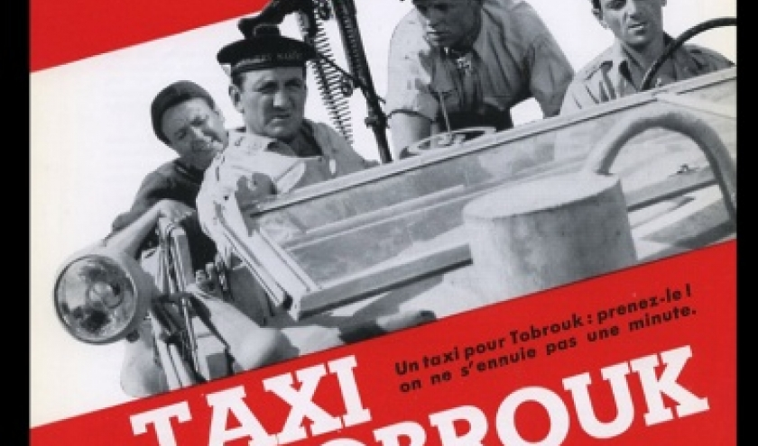 "Au ""Caméo"", un ""Classique du Mardi"", ""Un Taxi pour Tobrouk"", ce Mardi 26 Mars"