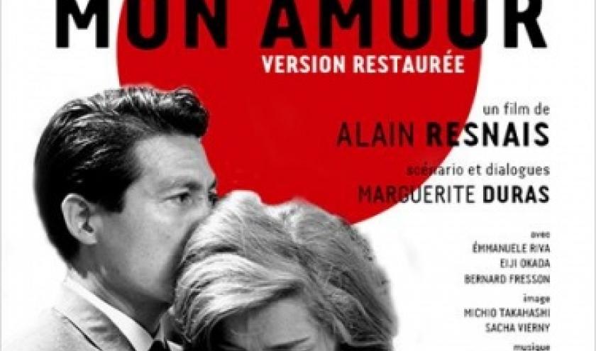 """Le Retour d' """"Hiroshima mon Amour"""" restauré, à Namur, le 23 Mai"""