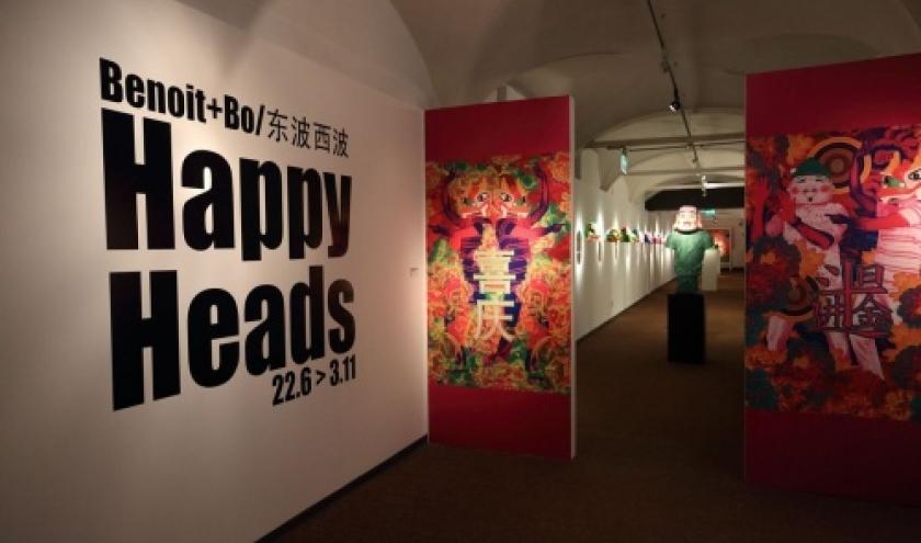 """""""Happy Heades"""", jusqu au 03 novembre 2019"""