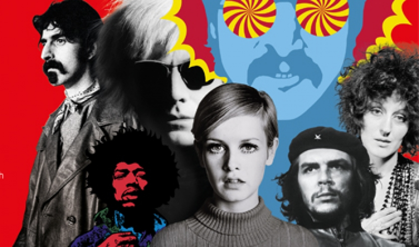 """""""Revolutions, Records and Rebels '66-'70"""""""