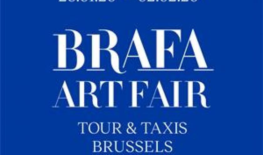 "A découvrir à la 65è ""BRAFA Art Fair"""