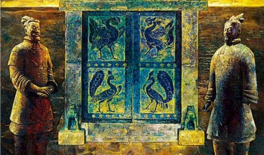 """The Terracotta Warriors of the Qing Dynasty"" (c) Laszlo Arany"